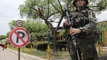 Au moins 16.000 déplacés par les combats à la frontière Colombie-Venezuela