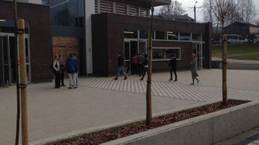 Nouveaux locaux pour l'Ecole provinciale d'Enseignement Secondaire Inférieur Spécialisé du Val d'Aisne.