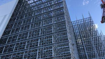 Le nouveau bâtiment de Stockhabo sera le deuxième plus grand congélateur de Belgique