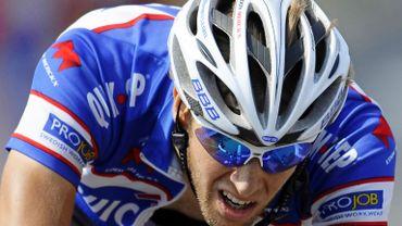 Jurgen Van De Walle quitte à son tour Quick Step