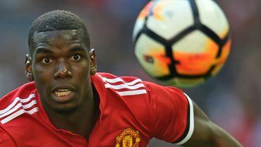 """Pogba est """"heureux"""" selon Mourinho et va rester, selon le club"""