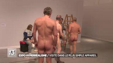 Une visite d'expo à la Boverie, à Liège, plutôt insolite.