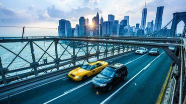 Un péage pour rouler au coeur de Manhattan à partir de 2021, une première américaine