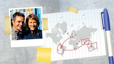 Le bilan d'un voyage d'un an autour du monde.