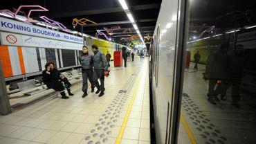 Le MR demande la prolongation du métro au moins jusqu'à Schaerbeek-Formation, et même au-delà, jusqu'à Neder-Over-Heembeek.