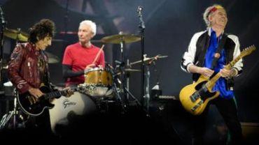 Les Rolling Stones rendent hommage à Bobby Womack à Werchter Classics