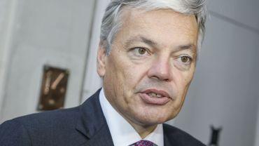 Didier Reynders confirme l'arrivée imminente des enfants adoptés par des Belges