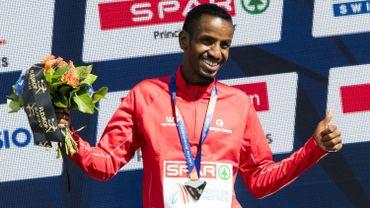 Record de Belgique du marathon pour Bashir Abdi, 5e à Chicago