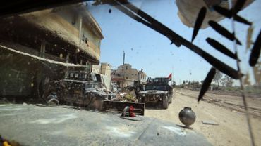 Irak: la bataille de Mossoul a fait près de 500 000 déplacés en six mois