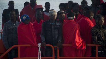 Plus de 600 migrants secourus durant le week-end par la Marine marocaine en Méditerranée