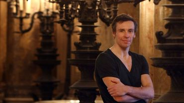 Le danseur étoile Nicolas Le Riche