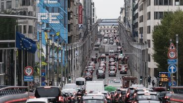 La Flandre s'oppose au projet de taxe kilométrique à Bruxelles.