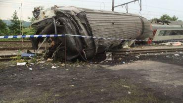 Quatre hôpitaux de la région liégeoise et hutoise ont accueilli 10 blessés de l'accident de trains survenu cette nuit.