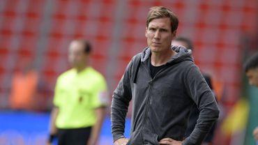 Hannes Wolf, sous pression avant le match de Genk au Beerschot, pourrait être limogé