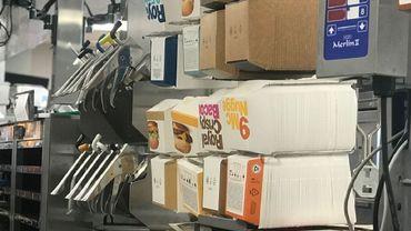 L'emballage : un des nombreux déchets à gérer par l'entreprise de restauration rapide