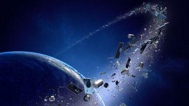 A quel point l'espace est-il pollué?