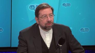 Jean-Pierre Delville, évêque de Liège