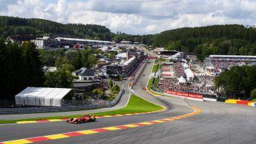 Grand Prix de Belgique de F1: une perte de près de 6millions en2019
