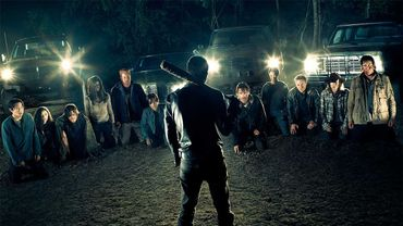 """Lancée il y a dix ans, """"The Walking Dead"""" est prolongée pour une onzième saison."""