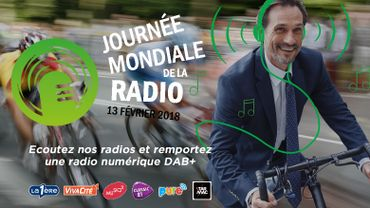 Musiq'3 et toutes les radios de la RTBF célèbrent la Journée Mondiale de la Radio