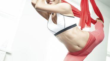 On a testé pour vous : l'Aerial Yoga