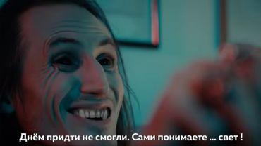 Pour convaincre les anti-vaccins, Moscou fait appel à des vampires