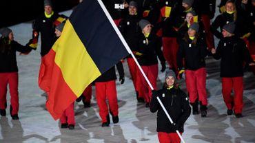 Les Belges ont défilé à Pyeongchang