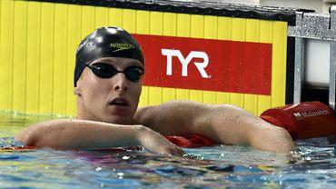 Lorenz Weiremans 2e du 400m libre à Doha, Pieter Timmers 5e du 50m libre