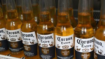 La suspension du processus de production et de commercialisation des bières du groupe (notamment Corona, Pacifico et Modelo) est effective depuis hier.