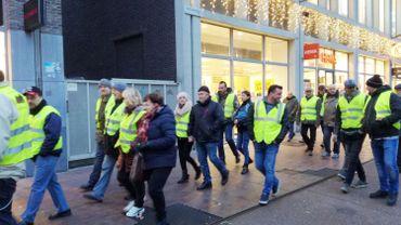 Gilets jaunes: la manifestation du 30 novembre à Bruxelles annulée