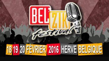Christophe Willem, Vianney et Suarez en têtes d'affiche du Bel'Zik Festival 2016