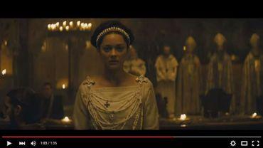 """Marion Cotillard dans """"Macbeth"""""""