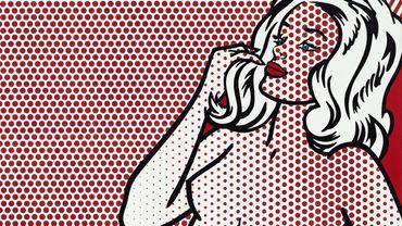 """""""Nude Sunbathing"""" de Roy Lichtenstein, mise aux enchères chez Sotheby's"""