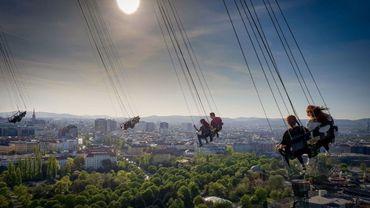 Vienne supplante Melbourne dans le classement des villes les plus agréables à vivre - © JOE KLAMAR - AFP