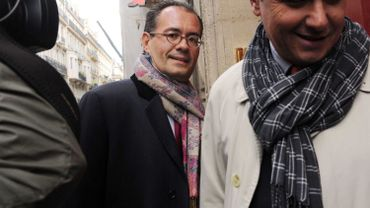 Camille Pascal est un historien, proche de Nicolas Sarkozy