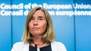 Mogherini appelle à des pourparlers directs pour résoudre la crise du Golfe