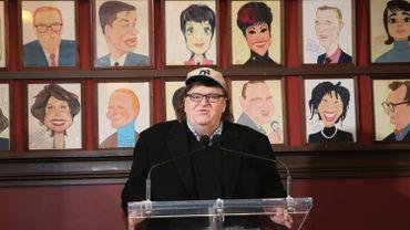 Michael Moore prépare un nouveau documentaire sur Donald Trump