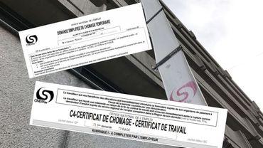 Coronavirus en Belgique: un tiers des PME prévoient encore du chômage temporaire en juillet et août
