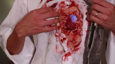 Halloween: un smartphone pour rendre son déguisement encore plus terrifiant
