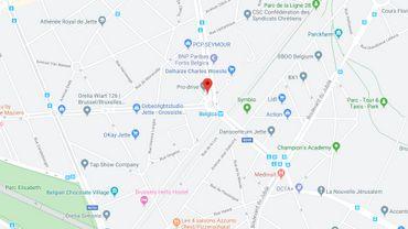 Crédit: Google Map