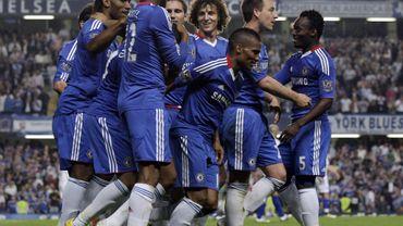 Les Blues de Chelsea
