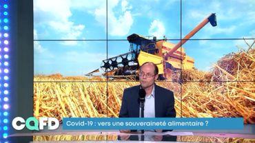 """Olivier De Schutter: """"Les conséquences alimentaires de la crise actuelle sont dans l'angle mort"""""""