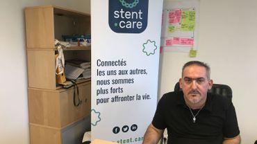 Lucio est un des cofondateurs de la plateforme Stent.care