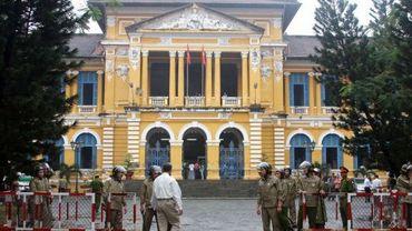 Le tribunal d'Ho Chi Minh- Ville