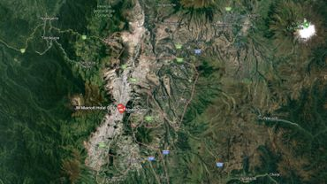 Un accident d'autocar fait au moins 22 morts en Equateur