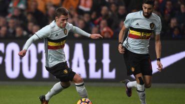 Football : Thorgan Hazard