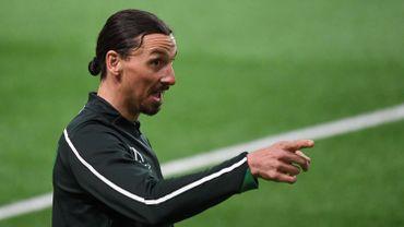 Zlatan fait encore du Zlatan