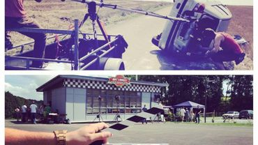 Burkland : le tournage a commencé !