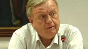 Marc Goblet, le nouvel homme fort de la FGTB