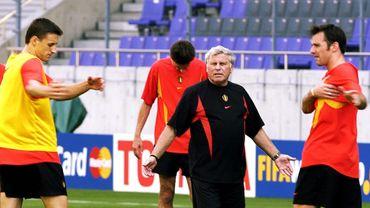 Belgique-Brésil à la Coupe du Monde 2002, dernier match de Robert Waseige à la tête des Diables